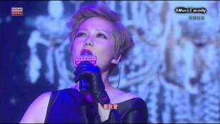 衛蘭 Janice Vidal - 街燈晚餐 (Live) 20140112