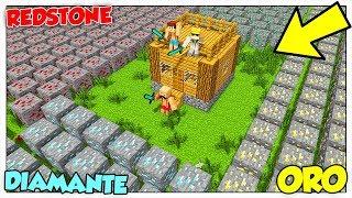 10.000 BLOCCHI VIVI ATTACCANO LA NOSTRA BASE! - Minecraft ITA