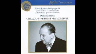 Ravel - Rapsodie espagnole (Fritz Reiner, Chicago Symphony Orchestra)