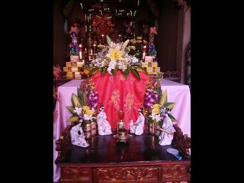 Hầu Đồng 36 giá Mộc Ân Thanh Đồng Vũ Quang Huy