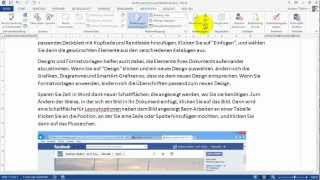 Word 2013 - Änderungen nachverfolgen - Arbeit im Team