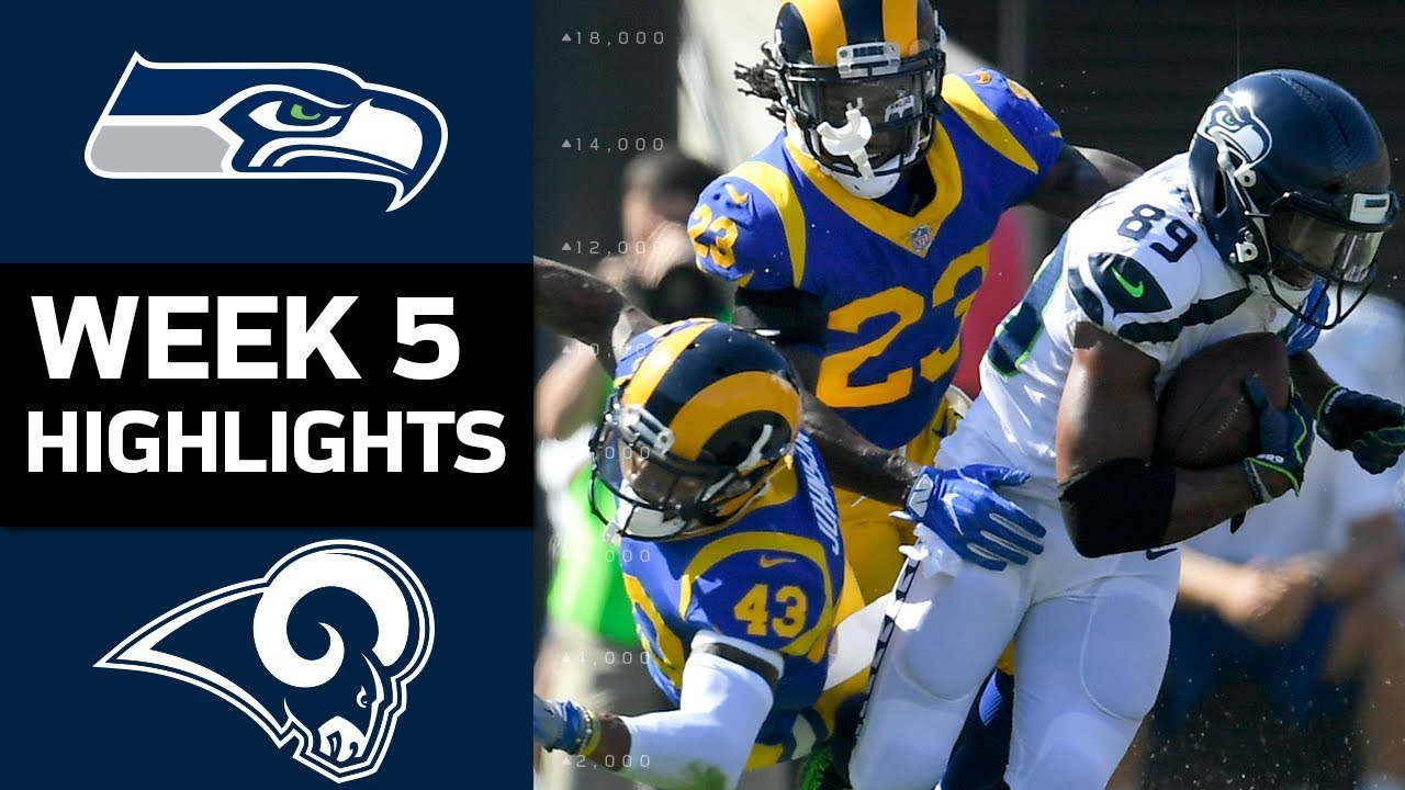 Rams Vs Seahawks