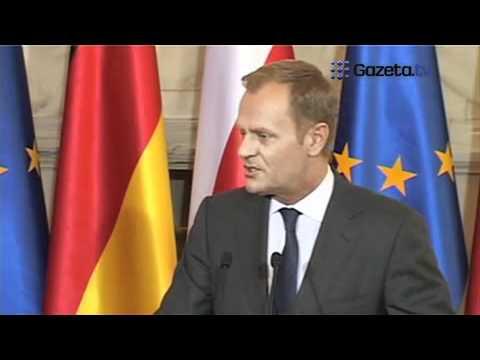 Tusk: Relacje z Angelą Merkel można nazwać przyjaźnią