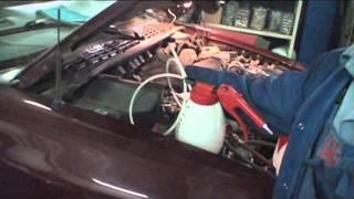 Очистка и дезинфекция автокондиционера  - почему это важно!(Одной из основных состовляющих системы кондиционирования является испаритель где происходит теплообмен,..., 2012-05-09T01:24:24.000Z)