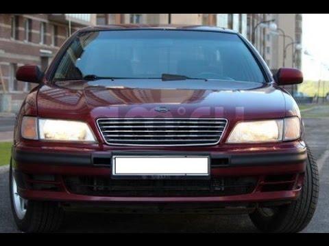 Nissan Maxima 3.0 - валящий V6 за 200 тысяч рублей/ ниссан максима с V6