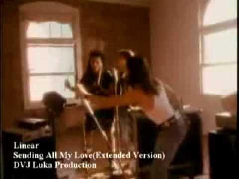 Linear - Sending All My Love (Extended Version) - YouTube