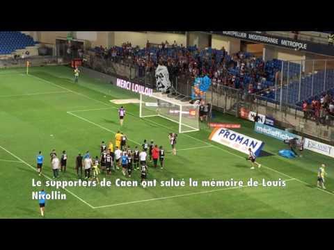 Montpellier : L'hommage magnifique de la Paillade à Louis Nicollin