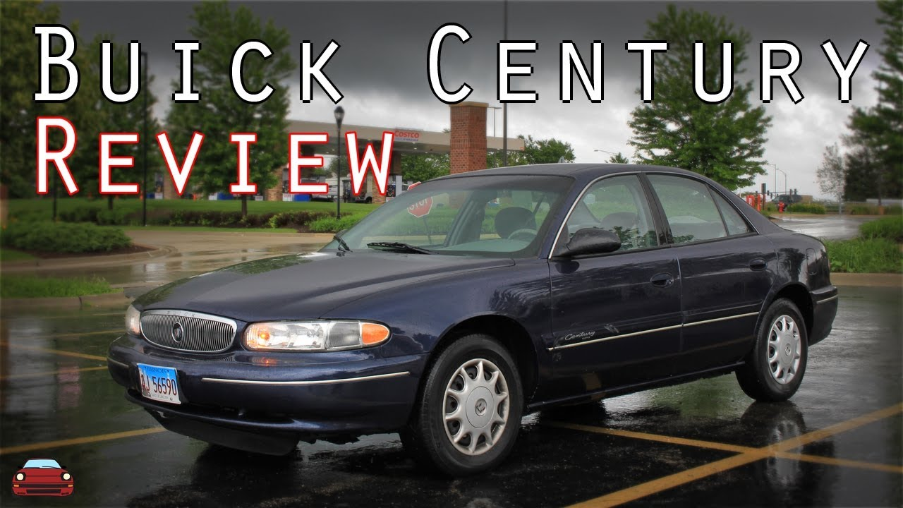 2000 Buick Century Review Youtube