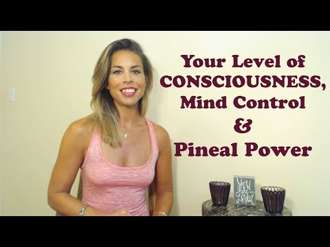 Levels of Consciousness, Mind Control & Pineal Power