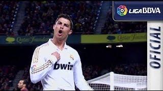 Gol de Cristiano Ronaldo en el FC Barcelona - Real Madrid 2011/2012 - HD