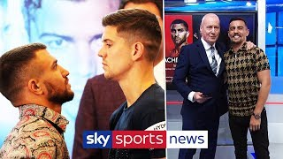 LOMACHENKO v CAMPBELL COUNTDOWN SHOW! | With Anthony Crolla & Jim White