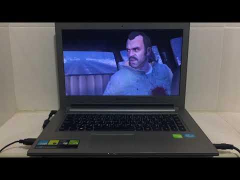 Lenovo Z400 Gaming Review : Gaming Goch !!