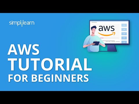 AWS Tutorial for Beginners   AWS Certified Solutions Architect Tutorial   AWS Tutorial   Simplilearn