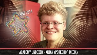 Academy Unboxed - Kilian (Porkchop Media)