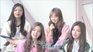 Red Velvet Wendy cut - She says (她说 - JJ Lin)