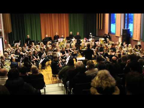 "HOKK 2013. ""Cry of the Celts"" by Ronan Hardiman, arr Peter Graham"