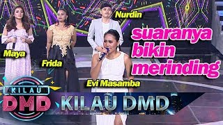 Video Langsung Merinding Dengarnya! Evi Masamba, Frida Syahquita, Shreya Maya & Nurdin!- Kilau DMD (26/4) download MP3, 3GP, MP4, WEBM, AVI, FLV Mei 2018