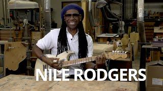 Nile Rodgers Shares the First Song He Learned on Guitar | Fender
