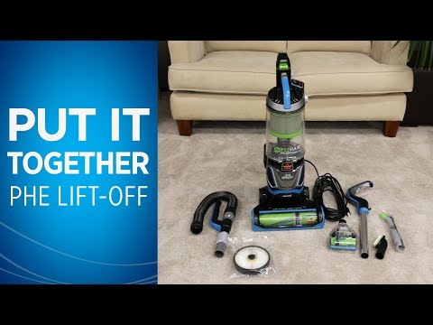 How to assemble your Pet Hair Eraser® Lift-Off®