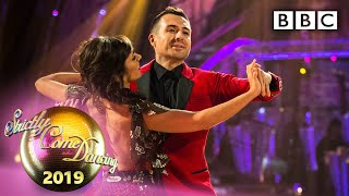 Will and Janette Foxtrot to Señorita - Week 4 | BBC Strictly 2019