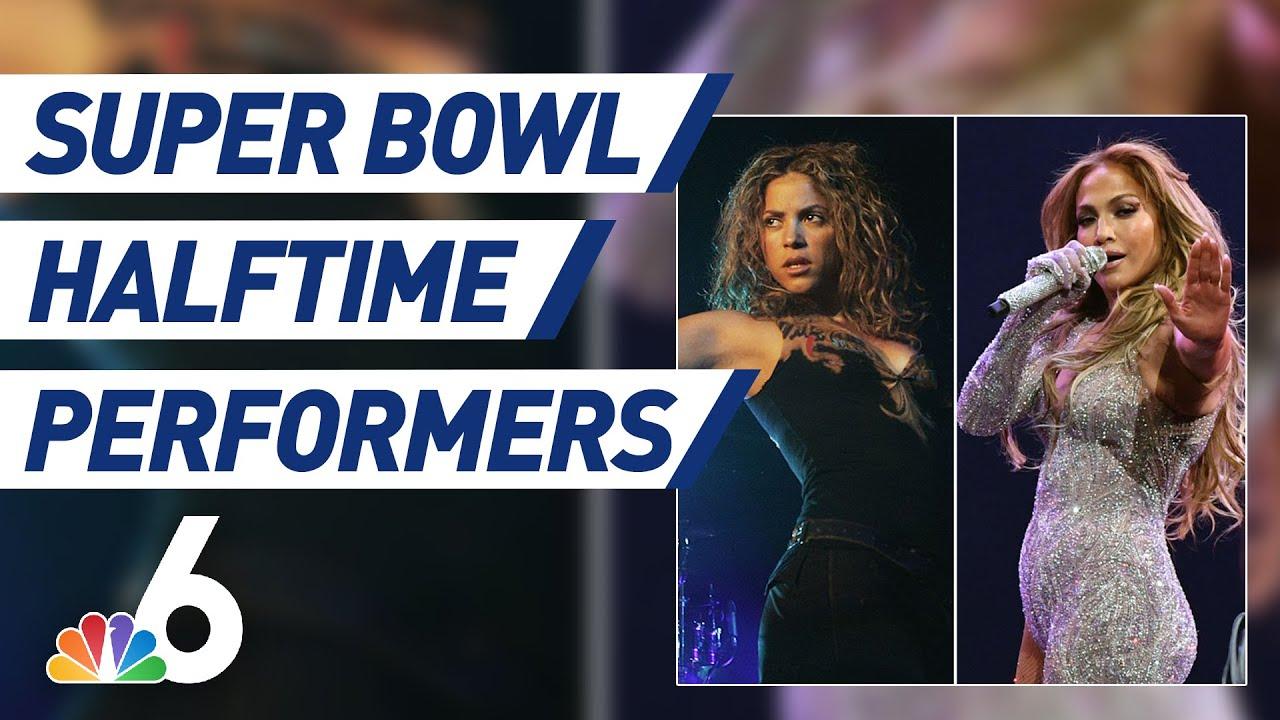 Super Bowl 2020 Halftime Show Performer.Jennifer Lopez Shakira Confirmed As Super Bowl 2020 Halftime Performers Nbc 6
