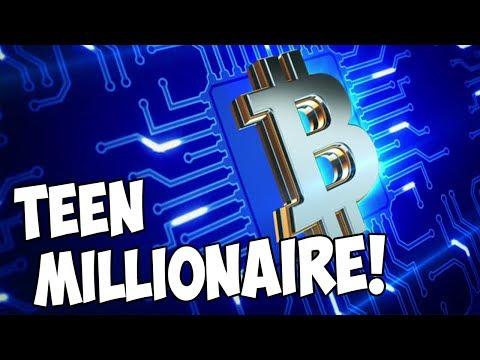 Teenage Bitcoin Millionaire: Erik Finman