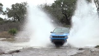 Jeep's All-New 2017 Compass Makes A Splash