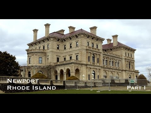 The Breakers (Newport, Rhode Island)   part 1