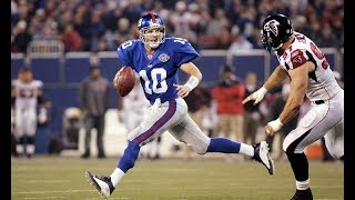 Eli Manning's 6 Touchdown's From 2004