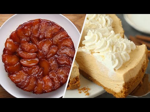 Three Showstopping Holiday Desserts You Can Actually Pull Off •Tasty