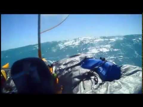 My 980 Km (600 mile) Hobie Tandem Island Kayak Solo Adventure