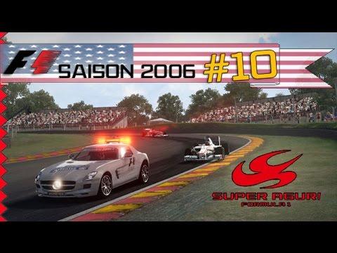 Ma carrière en F1 ! Saison 2006 (10/18) - Sandwich de BMW !