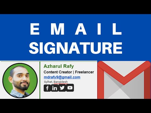 How to add a picture to email signature outlook 2020