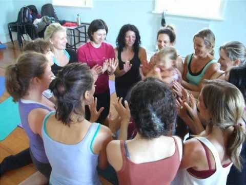 Rainbow Kids Yoga - Melbourne Training - Circle of Trust