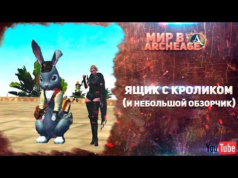 кролики смешное видео archeage
