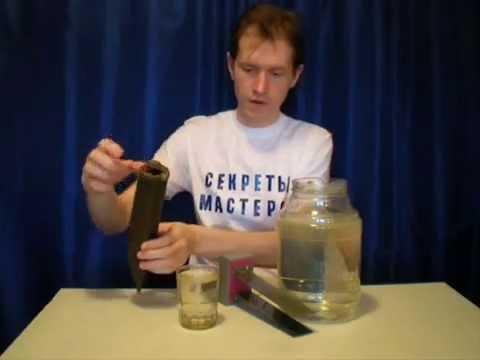 Аппарат «Живая и мёртвая вода» в домашних условиях