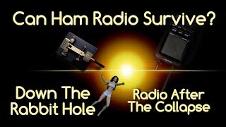What happens to Ham Radio When the Internet Disappears | Tactical Ham Radio