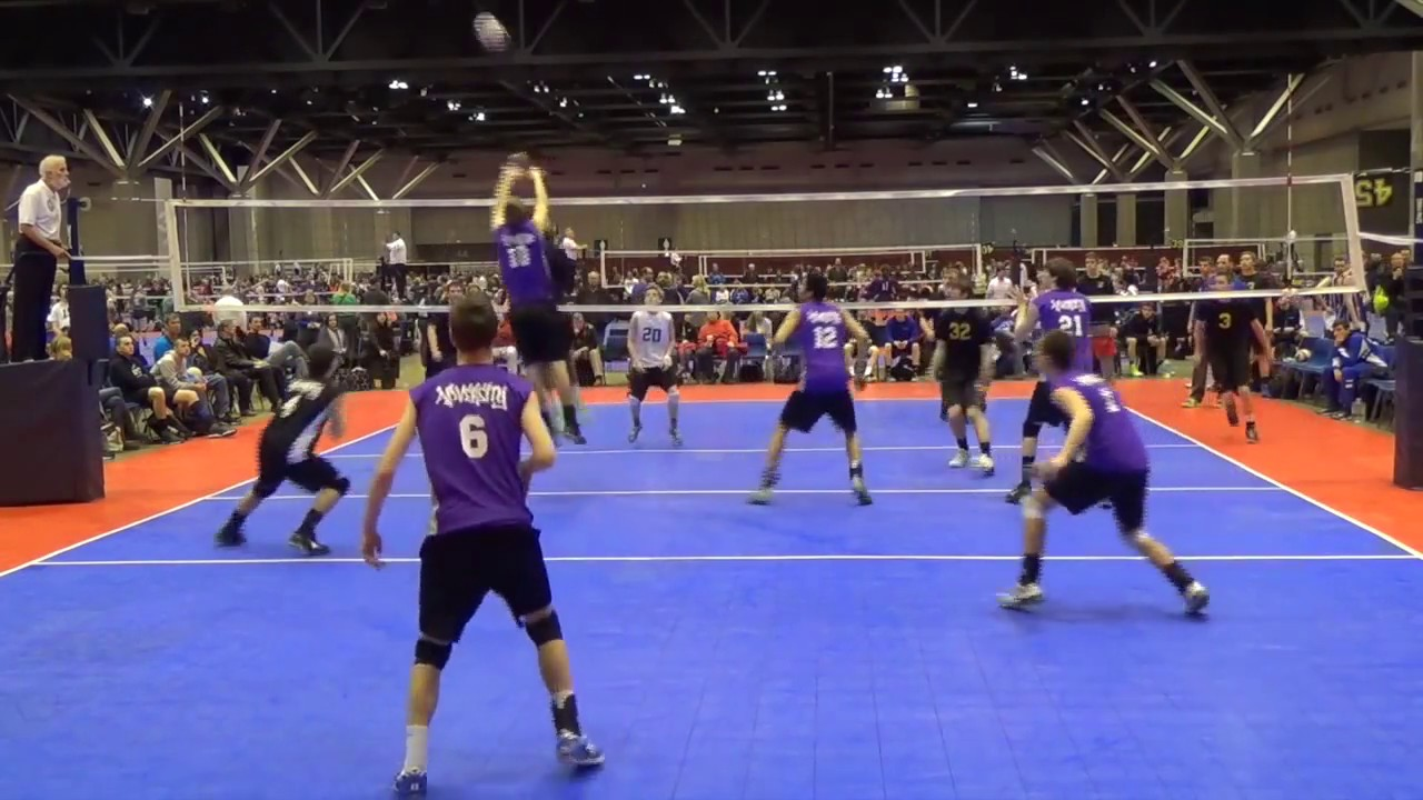 Maxwell Spiglanin S Men S Volleyball Recruiting Profile