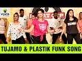 WARM UP Dance Fitness Choreography By Vijaya Tupurani WHO Tujamo Plastik Funk mp3
