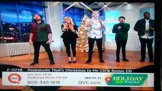 pentatonix on qvc mary did you know