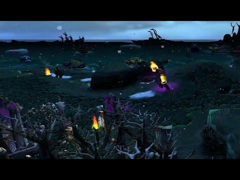 Warcraft 3: Arthas Campaign - Undead 04 - Forgotten Shores