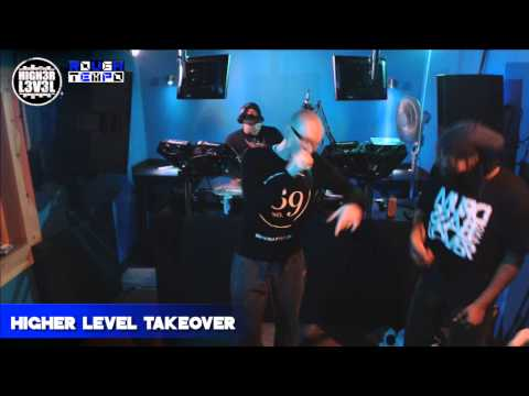 HIGHER LEVEL TAKEOVER - Rough Tempo LIVE! - October 2013