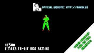 Repeat youtube video Timber (8-Bit NES Remix)