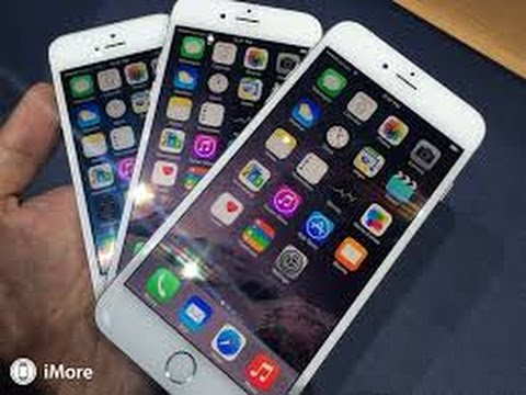 Whats on my iPhone 6 Plus?