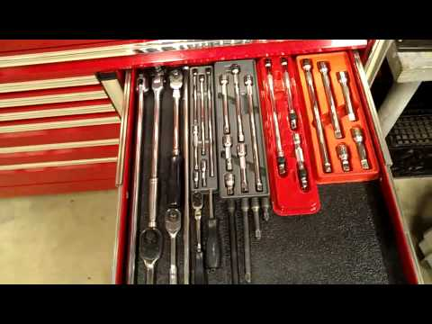 My Snap On Tool Box Youtube