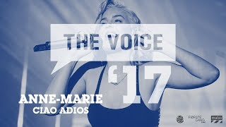 Anne-Marie - Ciao Adios (live) | The Voice '17