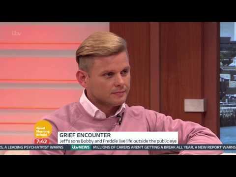 Jeff Brazier On Losing Jade Goody | Good Morning Britain