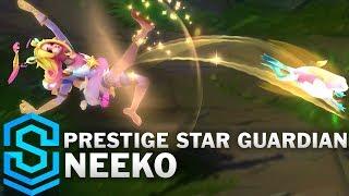 Prestige Star Guardian Neeko Skin Spotlight - Pre-Release - League of Legends