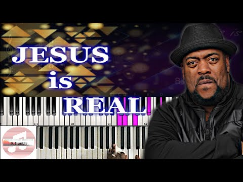 John P. Kee  - Jesus is Real 🎹 Tutorial thumbnail