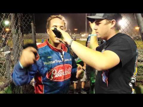 Tyler Walker at Silver Dollar Speedway 8/14/15